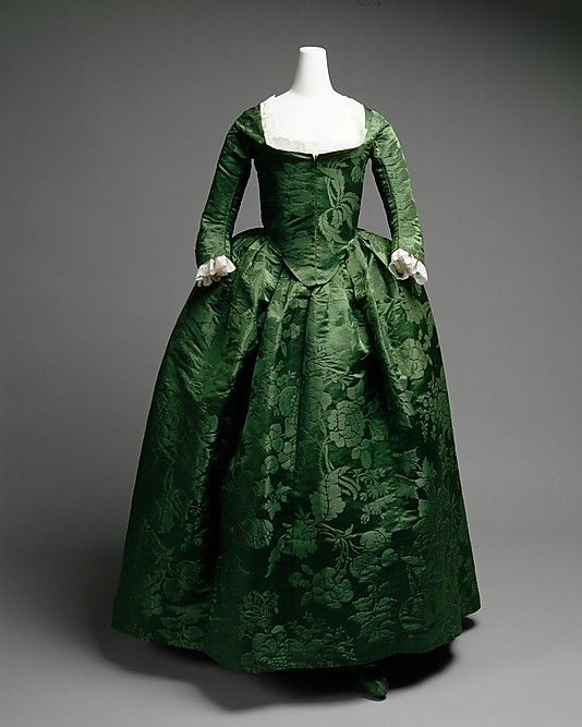 Revolution Georgian era Victorian Ball Gown/Vintage costume 18th century rococo dress costume Marie Antoinette green dress(China)