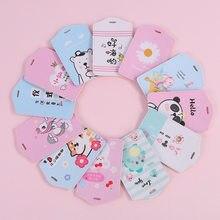 Funda de cuero PU para tarjetas de identificación para niños y niñas, con cordón, bonito Panda, dibujo de dinosaurio, funda para tarjeta de acceso