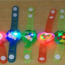 Игрушечный светильник, флэш-игрушки, наручные руки, Танцевальная вечеринка, ужин, вечерние, новинка, кляп, светильник, игрушки, игрушка для мальчиков и девочек, фестиваль d5