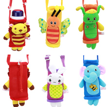 Case Holders Storage Bottle-Insulation-Bag Water-Bottle-Cover Baby Cute Cup-Sets Plush-Pouch