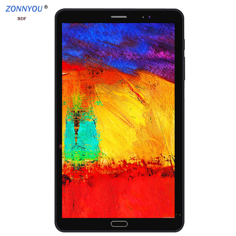 New System 8 Inch Tablet PC Android 7.0 4g/3G Phone Call OCTA Core 4GB ROM 64GB Dual SIM Bluetooth Wi-Fi GPS IPS Tablets PC