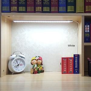 Image 1 - SMD 2835 5V USB Dây Đèn LED Thanh USB Đèn LED Để Bàn Bàn Đèn Ánh Sáng Cho Cuốn Sách Gối Đầu Giường Đọc Nghiên Cứu Văn Phòng công Việc Trẻ Em Đèn Ngủ