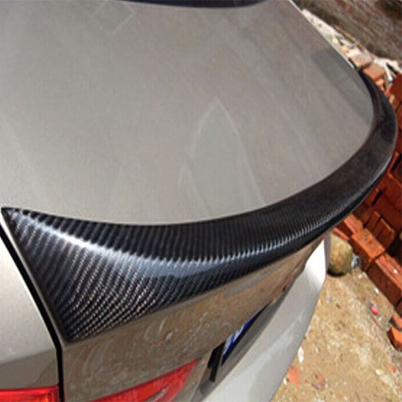 5 Serces GT Modified AC Style Carbon Fiber Rear Luggage Compartment Spoiler Car Wing For BMW 5 Series Gran Turismo GT F07