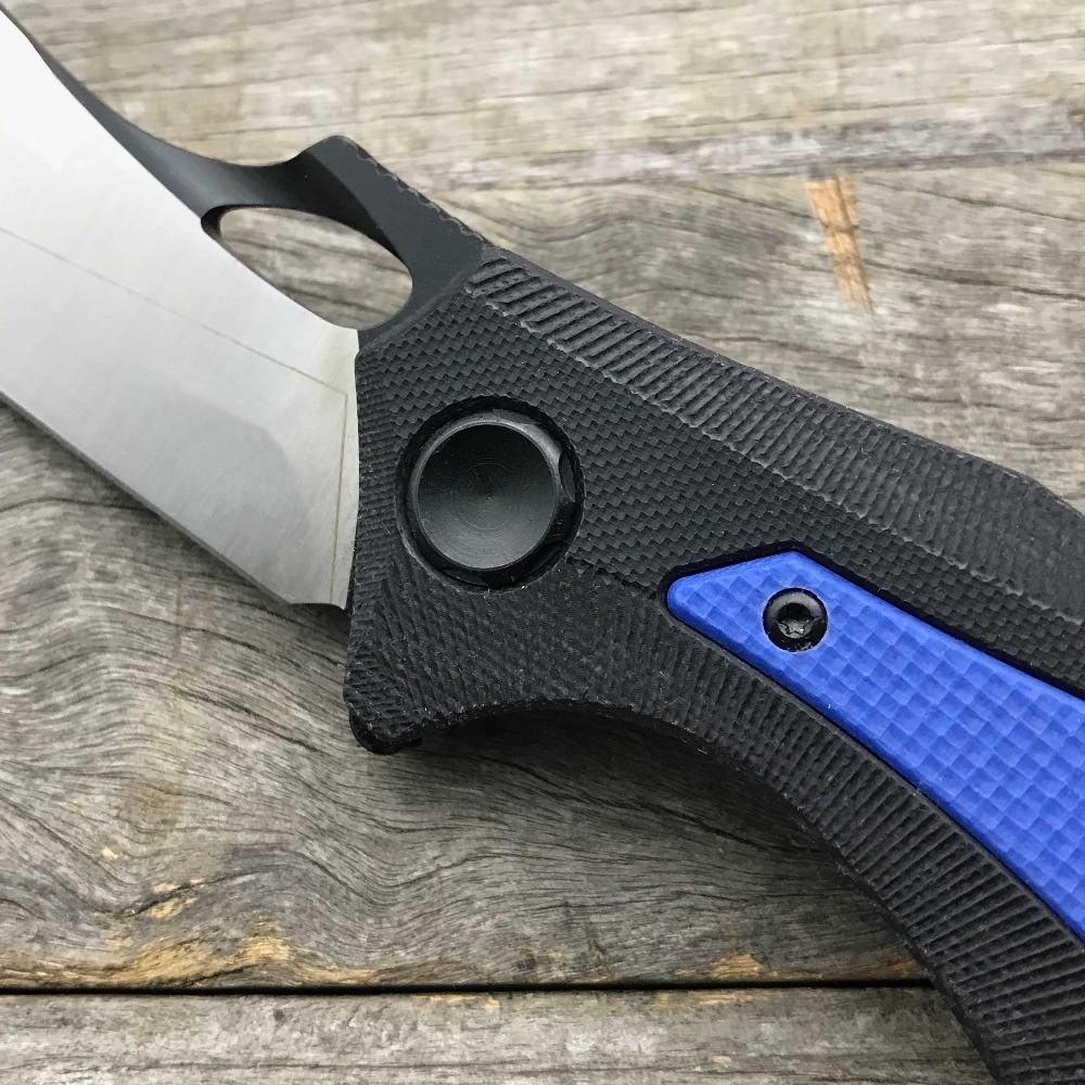 LDT 0427 skládací nůž CTS XHP Blade G10 rukojeť vojenské - Ruční nářadí - Fotografie 5