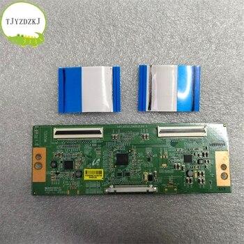 Good test original for samgsung T-CON board 14Y_EF11_TA2C2LV0.1 14Y-EF11-TA2C2LV0.1 55inch logic board LCS550HN01 latumab 100% original t con board for sharp cpwbx runtk 5538tp za zb zz logic board