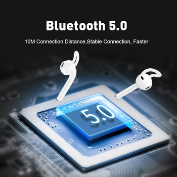Dro pshipping i12 TWS Bluetooth 5.0 wireless Earphone Double Calls Stereo Smart Touch Earphones For iPhone Pk I10 I9s  Headphone 1