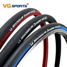 Opona rowerowa Michelin 700 s Multicolor Ultralight Slicks 700 * 23C 25C 28C niebieska czerwona czarna opona do rowerów szosowych opona rowerowa 700C opony rowerowe części rowerowe