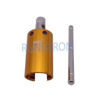 Image 5 - F02B блок топливного измерительного клапана SCV PLV PCV Съемник разборка Common Rail инструмент для удаления Bosch 617