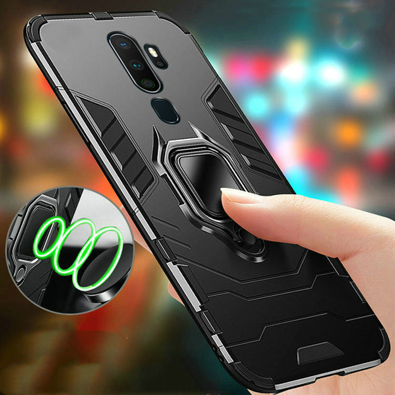 For <font><b>OPPO</b></font> <font><b>A5</b></font> <font><b>2020</b></font> <font><b>Case</b></font> Finger Ring Holder Phone <font><b>Case</b></font> For <font><b>OPPO</b></font> <font><b>A5</b></font> <font><b>2020</b></font> CPH1931 CPH1959 CPH1933 CPH1935 CPH 1931 1959 1 image