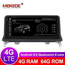 8 ядер 4G+ 64G android 9,0 автомобильный мультимедийный плеер навигация GPS радио для BMW X5 E70 X6 E71 2007-2013 CCC или CIC