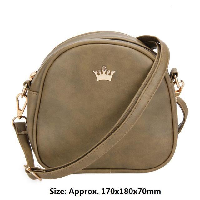 Soft PU Leather Women...