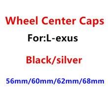 4 шт. 56 мм 60 62 мм 65 мм 68 мм центральный колпак на колесо автомобиля знак Чехлы эмблема наклейка автомобиль Средства для укладки волос