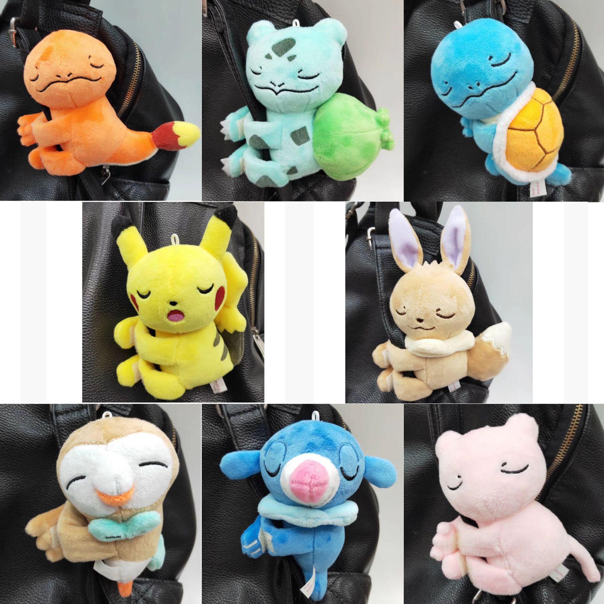 tv movie character toys new pokemon
