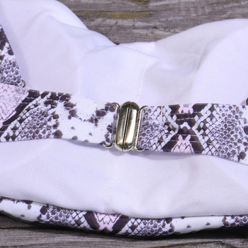 H1370428836b44ce0bc67e64bd919cb44B Minimalism Le Solid High Waist Bikinis Sexy Leopard Swimsuit Women Snake Print Bathing Suit 2019 New Swimwear Summer Beachwear