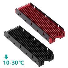 New Dustproof NVME NGFF M.2 Heatsink Cooling Metal Sheet Thermal Pad For M.2 NGFF 2280 PCI E NVME SSD