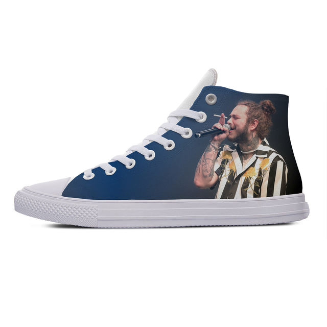 POST MALONE HIGH TOP SHOES (5 VARIAN)
