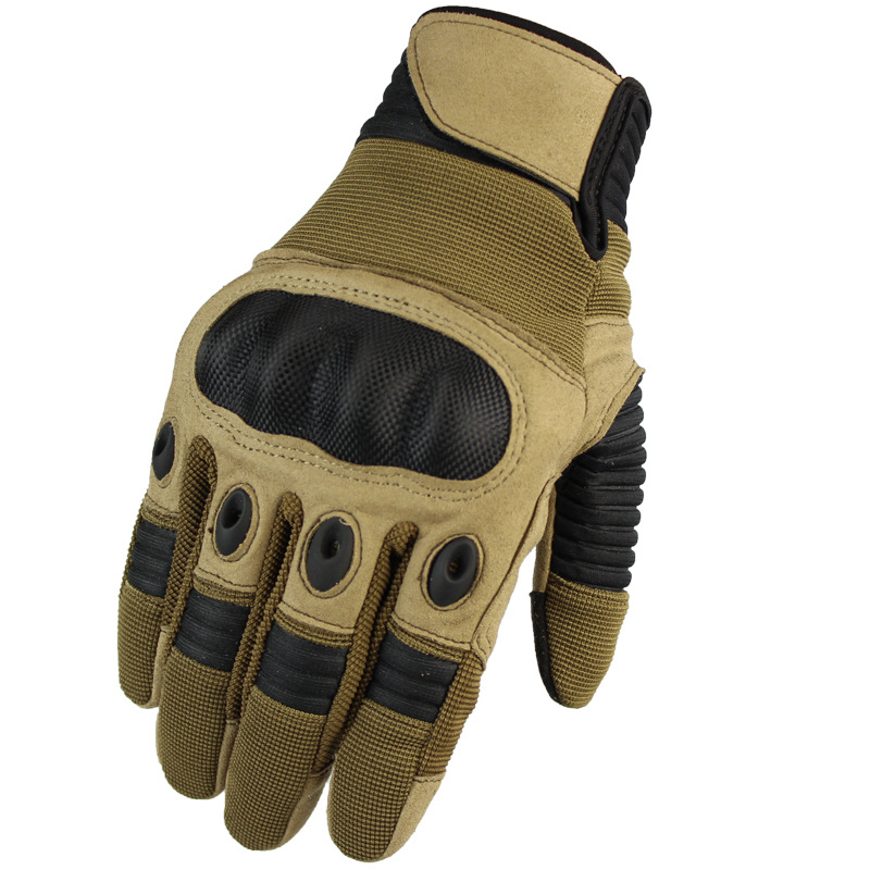 Glove Tactical Riding Outdoor Glove Climbing Fast Down Fitness Glove Anti-skid Mountaineering