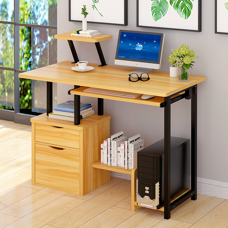VIP Computer Table Computer Desktop Table Desk Simple For Home & Office Use Doing Homework Table