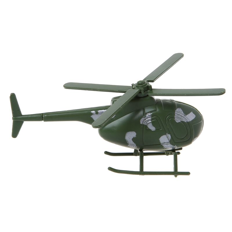 Helicopter Toys Plane Model Toy For Kids Children Adult Gift Collection Decoration R7RB