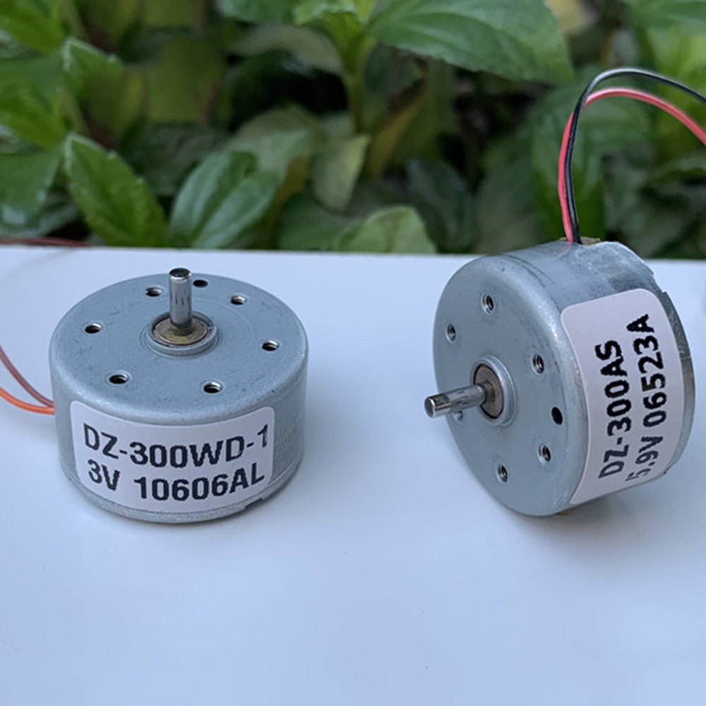 DC 1.5V-6V 4300RPM Speed High Torque Micro Vibration Motor for Electronic Toy