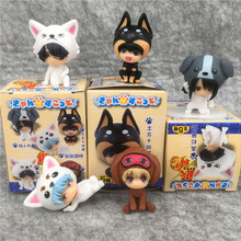 Figure-Doll Blind-Box Surprise Clothing-Gintama Toys Collectibles Japanese-Figures Girls