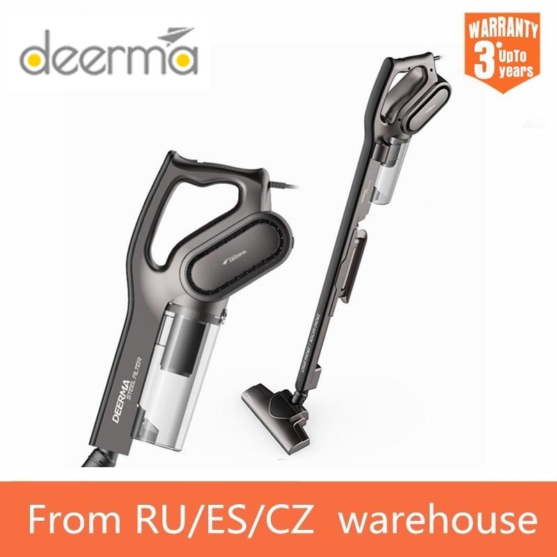 Deerma DX700 DX700S Handheld Staubsauger Haushalts Staubsauger Festigkeit Staub Sammler Home Sauger