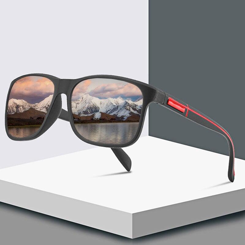 Поляризованные солнцезащитные очки для мужчин, поляризованные солнцезащитные очки для вождения UV400