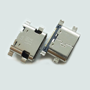 1pc Type C USB Connector Mini jack socket charging port dock plug for ZTE C2016 W2016 Nubia Z11 mini max nx529j NX531J V7 MAX