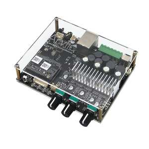 Case for Up2Stream DIY Board Module Transparent Protective Casing