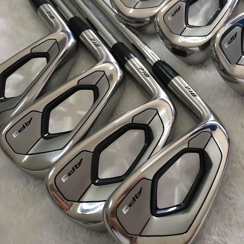 2019 nouveauté Nouveau Couvre-chef Ensemble De Golf Main Gauche Ap3 718 Fers de Golf Clubs 3-9p 8 pièces Annonce Arbre Avec Tige Couverture Livraison Gratuite