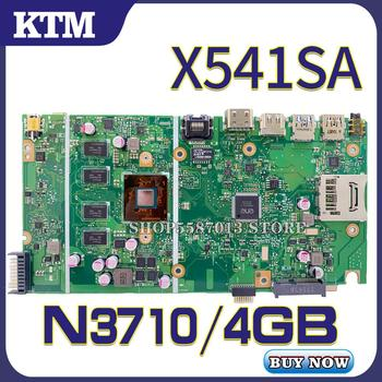 X541SA for ASUS X541S X541 X541SA laptop motherboard X541SA mainboard test OK N3710 4 cores cpu 4GB RAM t100taf motherboard for asus t100taf tablet mainboard t100taf motherboard test 100% ok z3735f cpu 64gb ssd