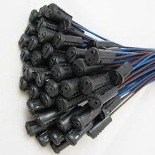 Brand New High Quality Socket Holder Connector  G4 Ceramic Head LED Halogen Light Lamp Bulb Base 10pcs 20cm