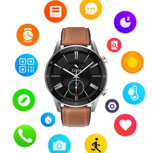 Image 5 - DTNO.1 DT92สมาร์ทนาฬิกาผู้ชายบลูทูธCall IP68กันน้ำHeart Rateความดันโลหิตออกซิเจนกีฬาผู้หญิงSmartwatch PK S10 L13