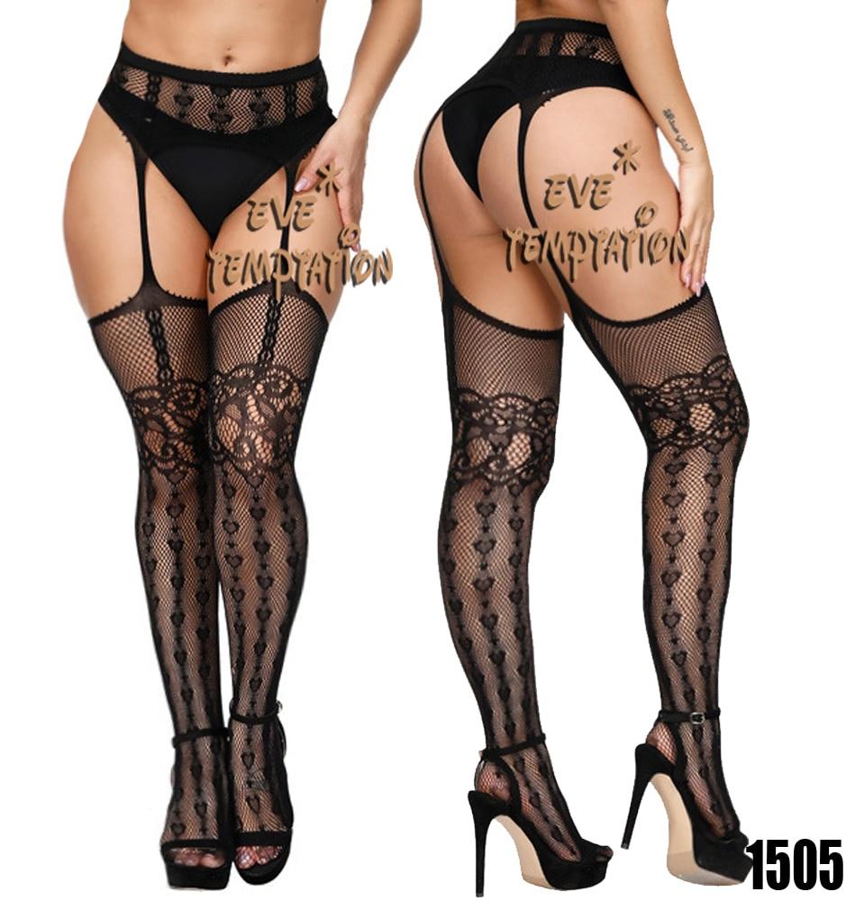 H1373d2ec157940b29a46efec269e802dx Medias de lencería Sexy, medias de lencería, liguero, pantimedias elásticas, lencería transparente de talla grande