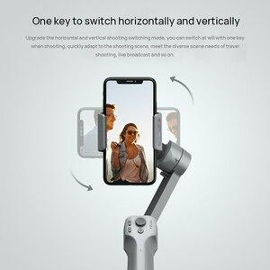 Image 3 - Moza Mini S MINI MX 3 Axis Foldable Pocket Sized Handheld Gimbal Stabilizer for iPhone X Smartphone GoPro VS MINI MI Isteady x