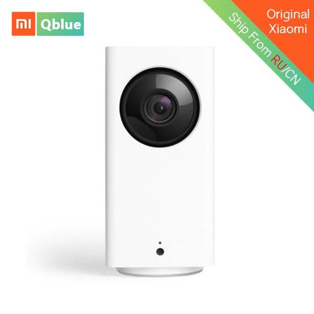 Xiaomi Dafang Xiaofang Inteligente I P Câmera 110 Graus 1080p FHD WIFI IP Cam Visão Noturna de Segurança Inteligente Para aplicativo para casa