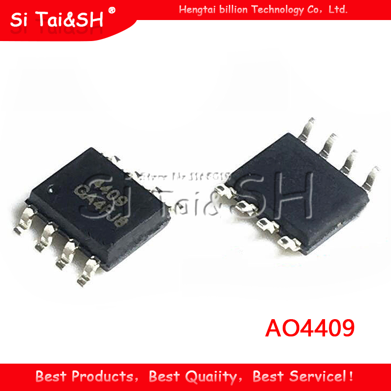 10pcs <font><b>AO4409</b></font> 4409 MOSFET SOP-8 new original image