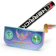 Купить с кэшбэком Golf clubs putter 33.34.35 inch steel shaft Material Free shipping