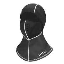 Multifunction Rainproof Windproof Full Face Thermal Cycling Mask Winter Outdoor Ski Training Practical Ninja