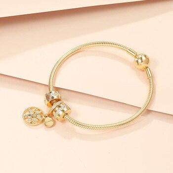 925 Sterling Silver Life Tree Bracelet