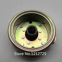 Подходит для Honda CGM CGN мотоцикл CGM125 XF125 Магнето ротор CG 125 CGM 125 XF 125 двигатель магнитный цилиндр