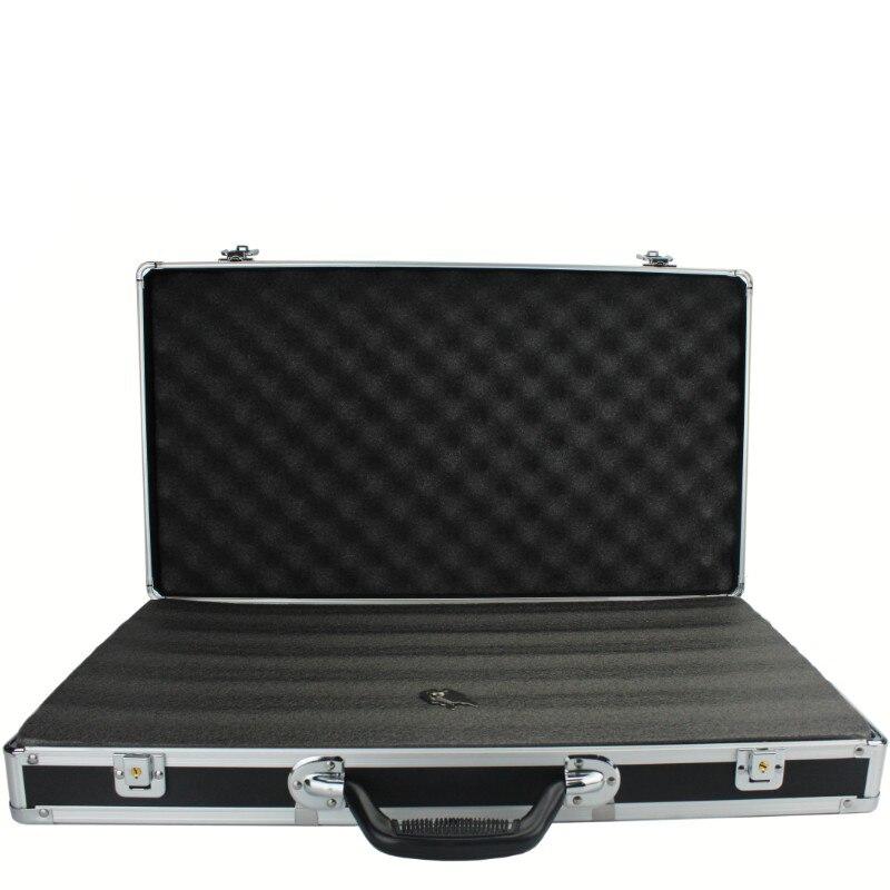 58x32x9cm Aluminum Alloy Toolbox