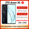 2021 Global ZTE Axon 30 5G Smartphone Snapdragon 870 65W Fast Charging 64MP AI-Quad Cameras 6.92'' OLED Display Mobile Phone