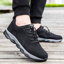 men and woman Sneaker casual comfortable  Walking Shoes Non-Slip casual comfortable soft bottom shoes super light shoes spring new men and women casual shoes comfortable casual non slip casual shoes men and women casual flying knit shoes wholesale