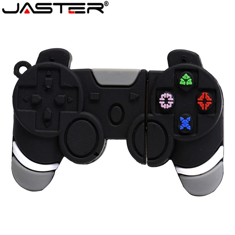 JASTER Creative Electronic Gamepad Model Usb2.0 4GB 8GB 16GB 32GB 64GB USB Flash Drive Pendrive