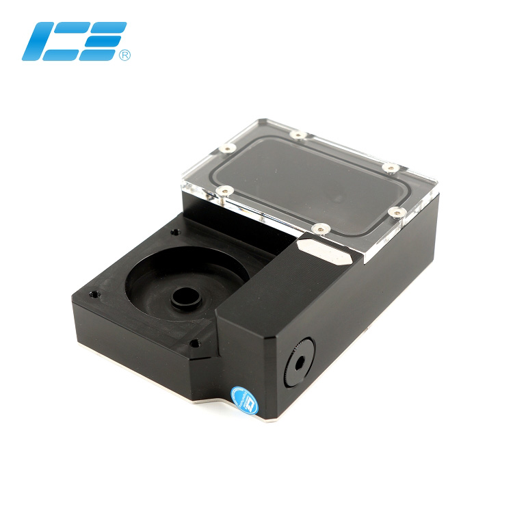 IceMan Cooler Reservoir for Ncase M1 V4 V5 V6 Support Mount DDC pump Water Tank for Ncase