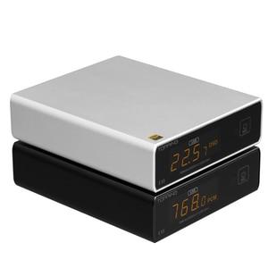 Image 4 - Topping E30 Hi Res 32Bit/768kHz DSD512 DAC AK4493 ชิปDACรองรับUSB/Optical/CoaxialอินพุตขนาดกะทัดรัดและElegant DAC