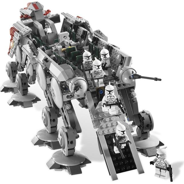Nuovo Star Tie Fighter X Ala MicroFighters Wars A Camminatore Blocchi di Costruzione Star Wars Lepining Giocattoli 05053 10195 05039 10240 3