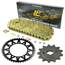 Rear-Sprocket-Chain-Set XR250 Honda 520-Chains-Kits Motorcycle Front with for Xl250/R/Baja/..