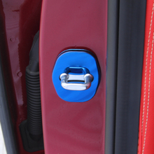 4pcs for MG HS 2018-2019 Door lock Car door Limiter Decorative protective cover